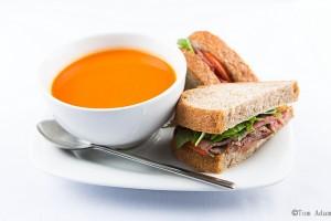 Lenten Soup & Sandwiches